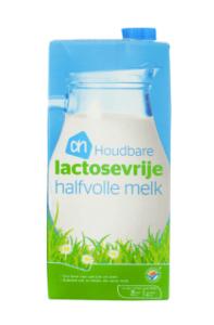 lactosevrije melk AH