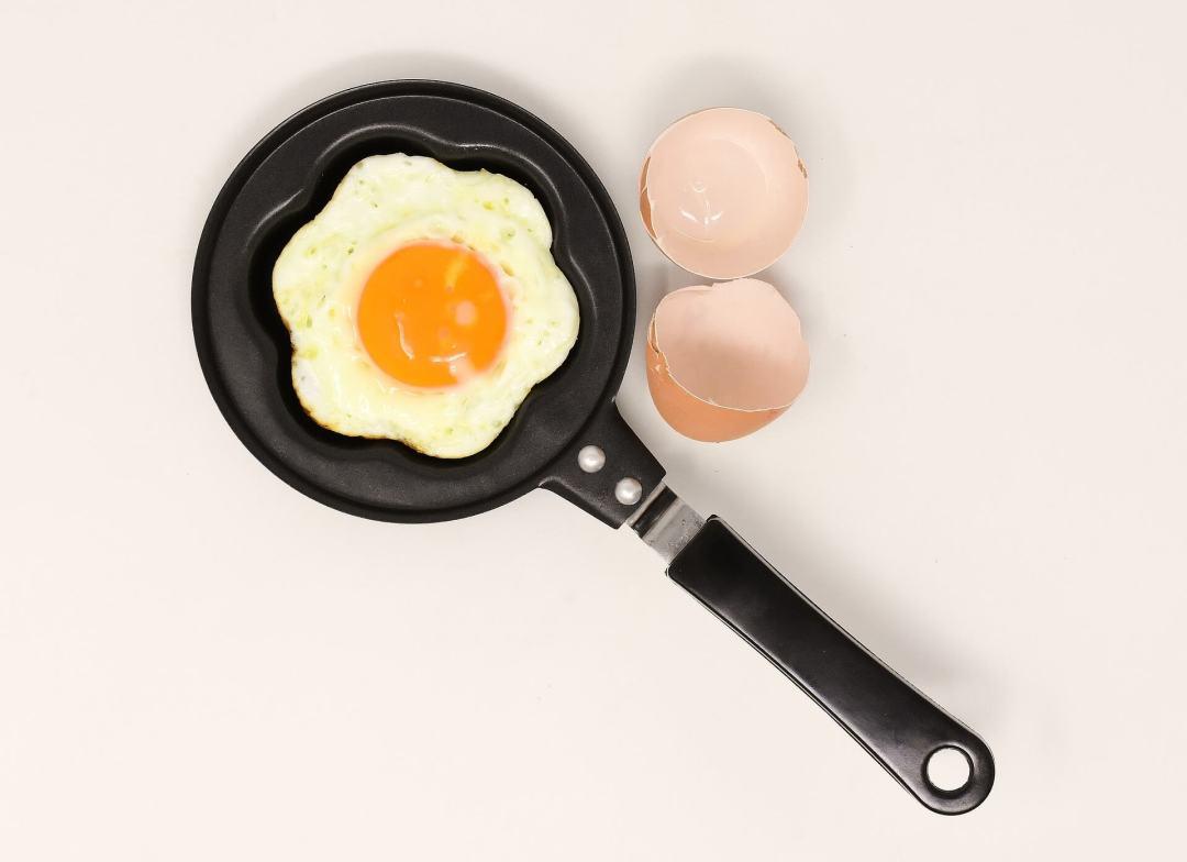 eieren lactose intolerantie