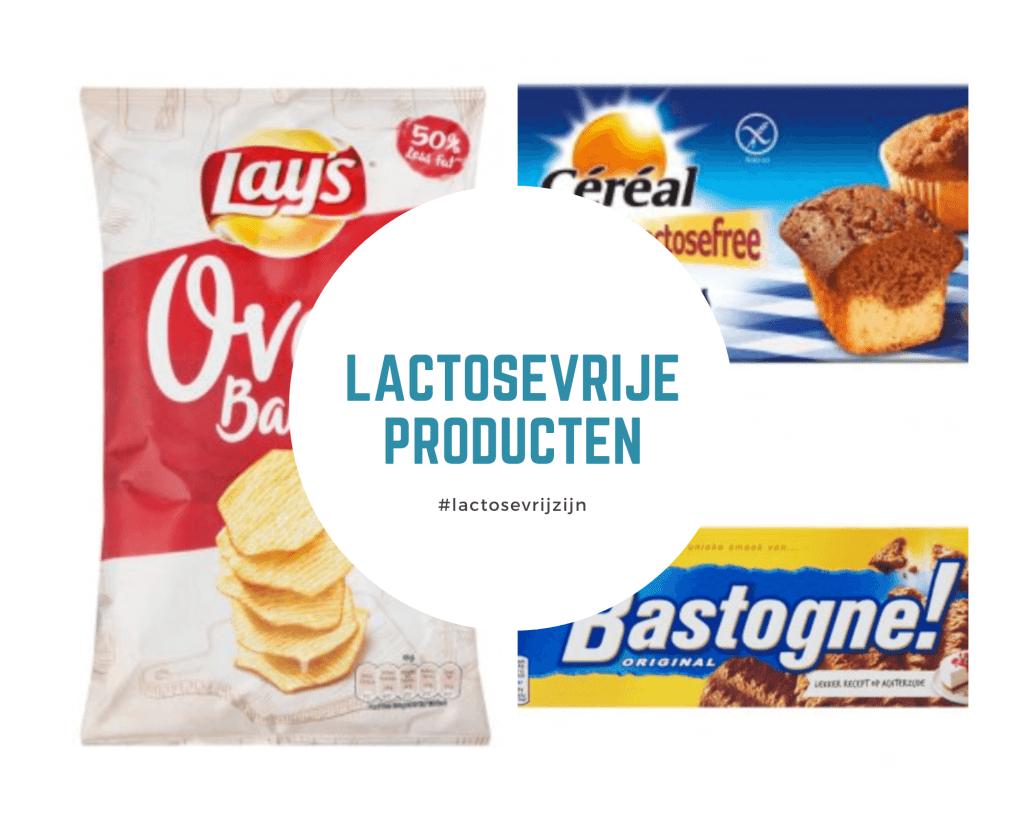 lactosevrije producten