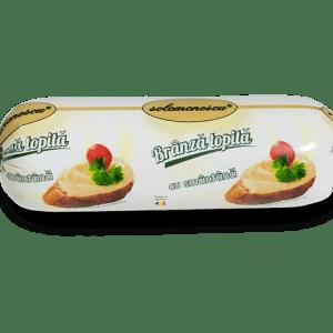 Brânză topită cu smântână