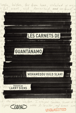 Risultati immagini per guantanamo diary by mohamedou ould slahi