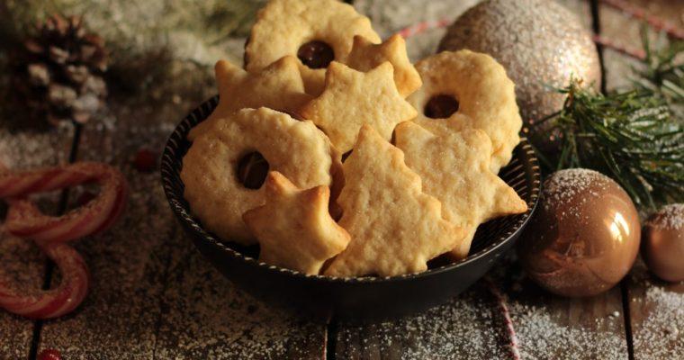 Biscotti con olio di semi d'uva