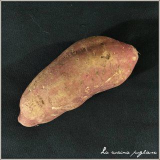 La patata dolce - la cucina pugliese