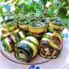 Involtini di zucchine e tonno - lacucinapugliese-