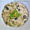 Risotto con le olive - la cucina pugliese