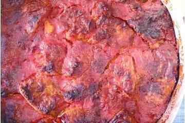 Parmigiana di carciofi - la cucina pugliese--
