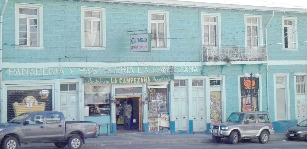 """Entrevista a dueño de la tradicional panadería """"La Campezana"""""""
