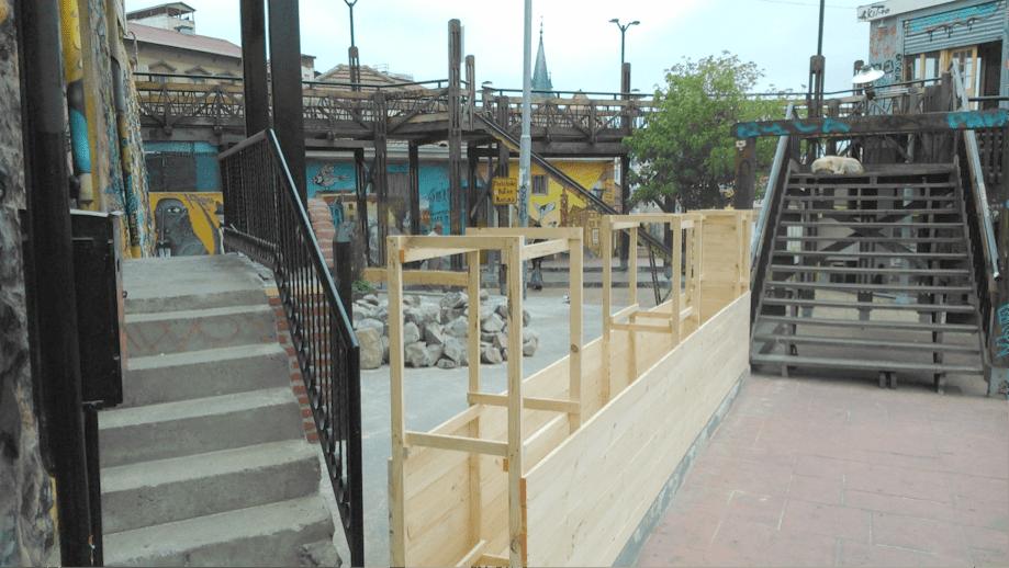 Comunidad se organiza contra gentrificación en cerro Alegre