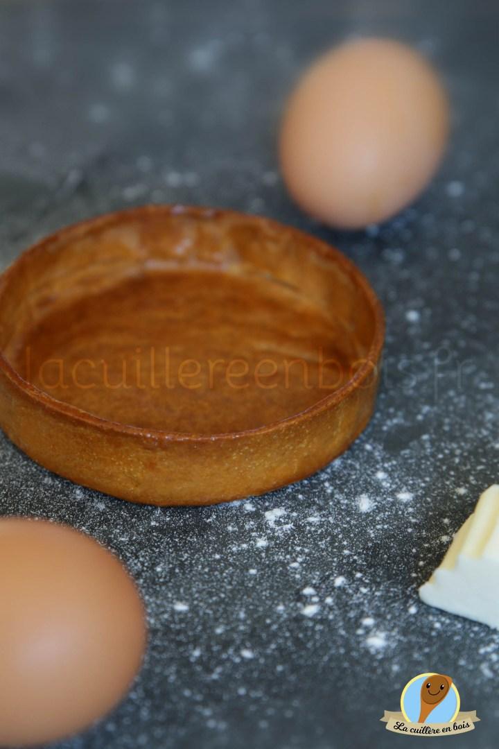 lacuillereenbois.fr - pâte à tarte