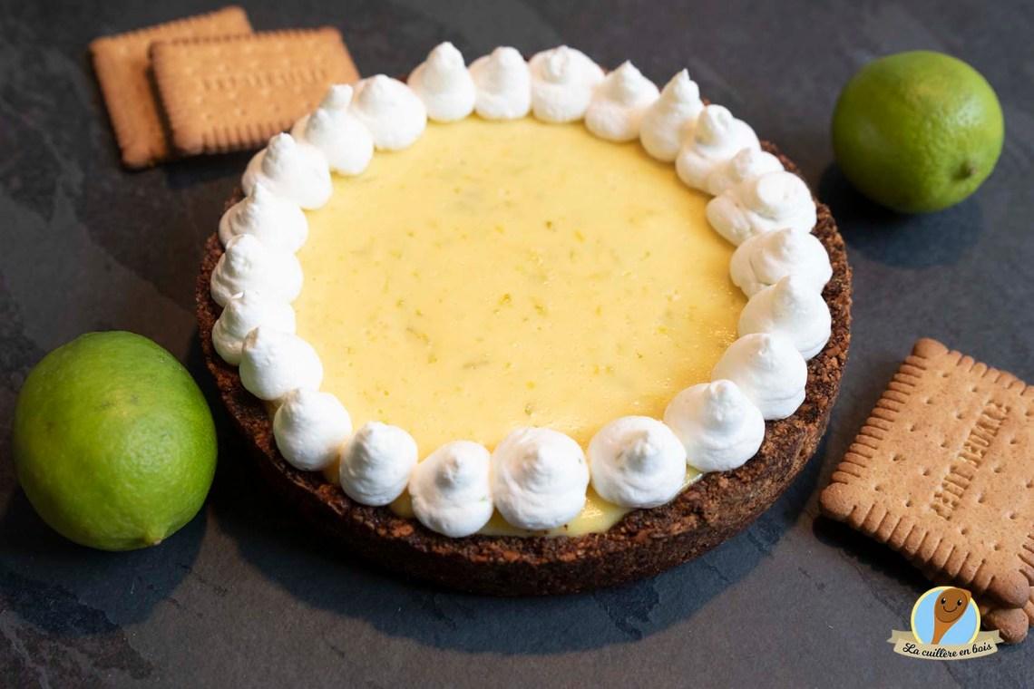 lacuillereenbois.fr - key lime pie