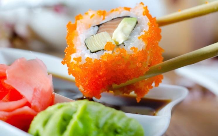 Les sushis à paris ou la tendance food de ces dernières années !2