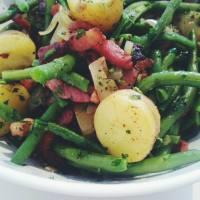Salade Liègeoise à ma façon