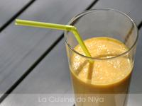 Gaspacho concombre melon [vegan]