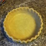 Tarte à la mélasse shoofly pie