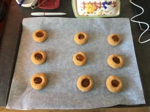 Mini-tartelettes beurre de cacahuètes-confiture