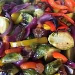 Choux de Bruxelles Sauce Aigre-Douce sur La Cuisine de Steve