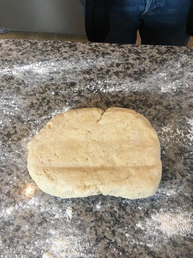 Pâte de la tarte 4-en-1 pour thanksgiving