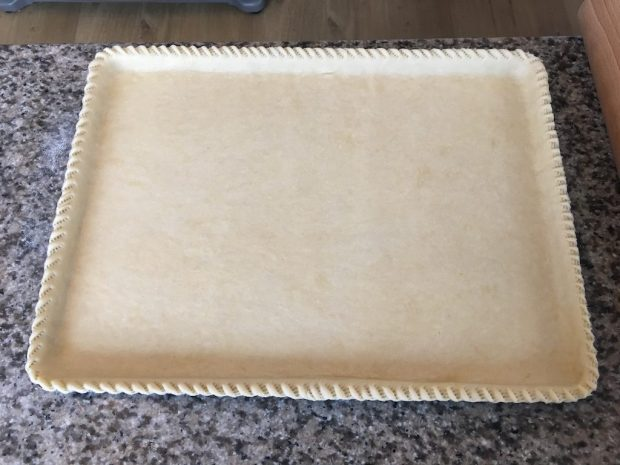 Pâte pour tarte 4-en-1 pour Thanksgiving