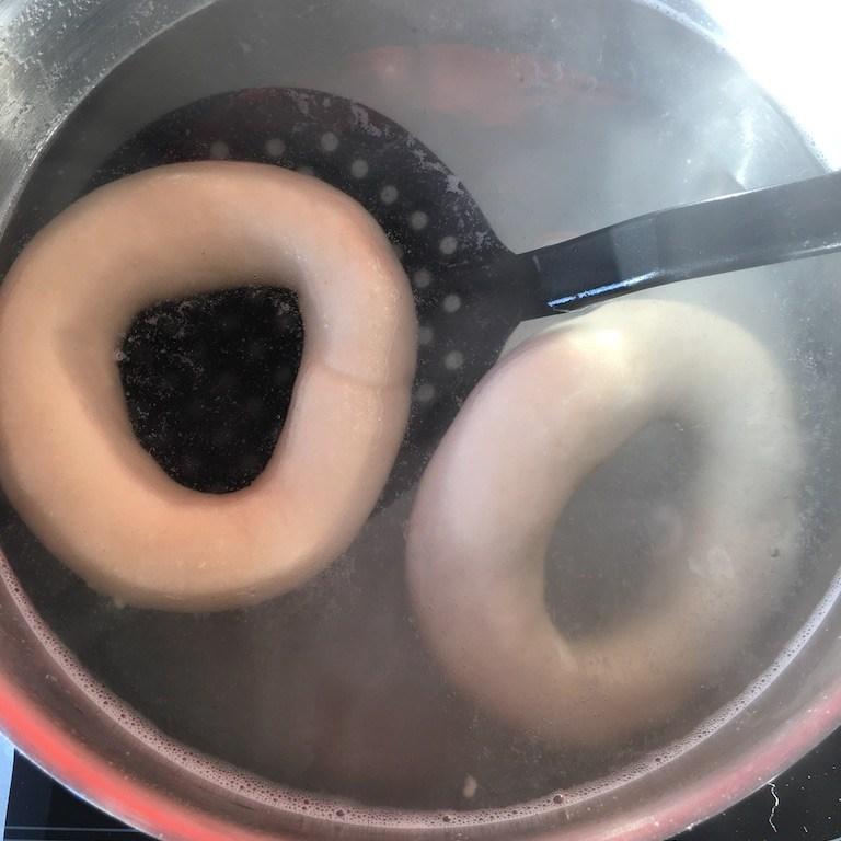 bagels américains cuisine de Steve