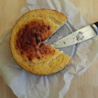 Cheesecake au yaourt de soja
