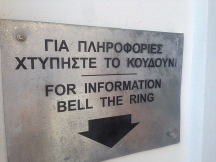 Bell the ring