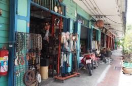 Chinatown à Bangkok