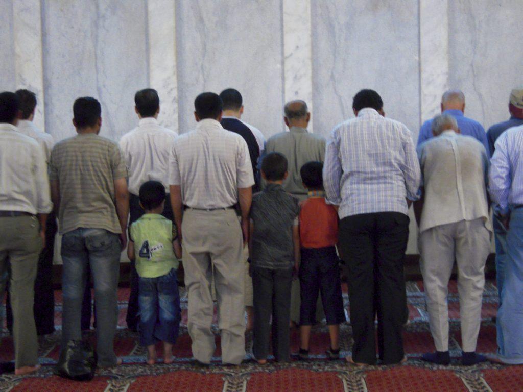 Tu seras un homme mon fils - Syrie 2010
