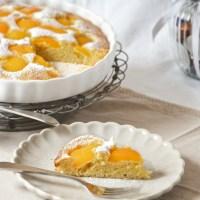 Una buonissima Torta con Albicocche e Mandorle