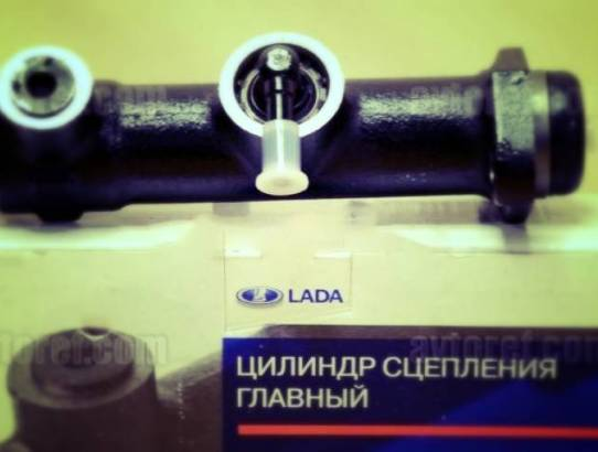 Главный цилиндр сцепления ВАЗ 2101 до ВАЗ 2107: цена, ремонт, прокачка