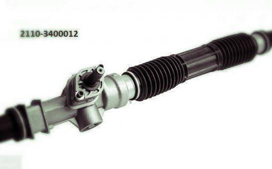 Замена и ремонт рулевой рейки ВАЗ 2110