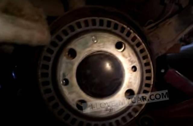 задающий диск лада гранта