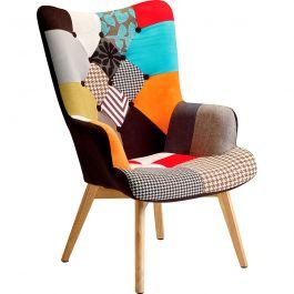 chaise patchwork centrakor vous