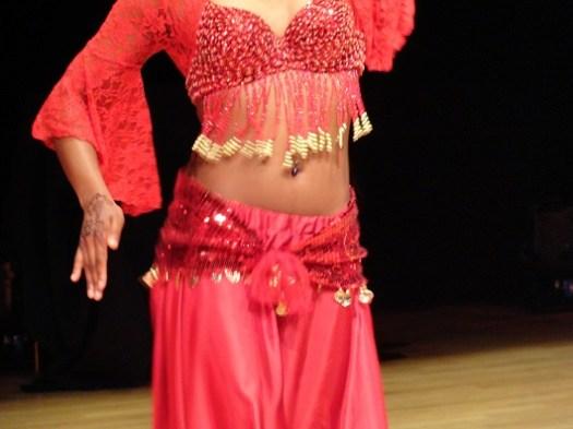 '...partir à la découverte de l'Orient et de ses danseuses.'