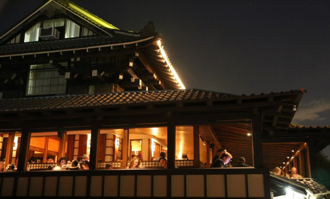Yamashiro main building