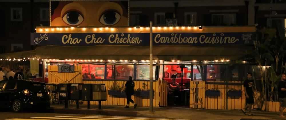 Cha Cha Chicken