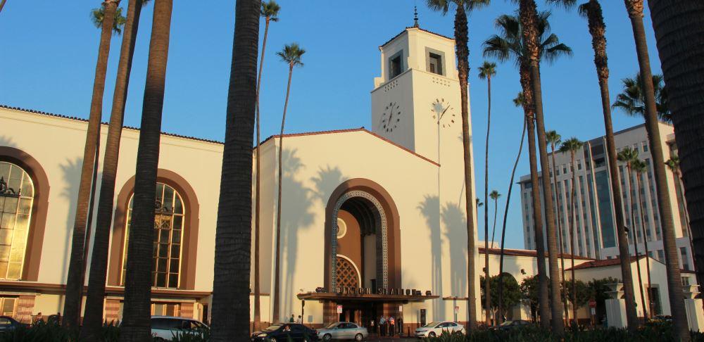 Downtown LA Union Station