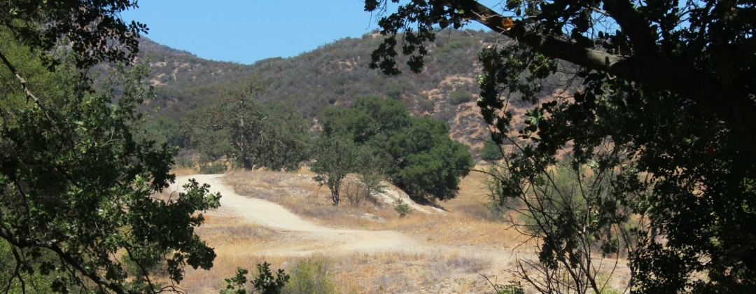 Paramount Ranch Trail