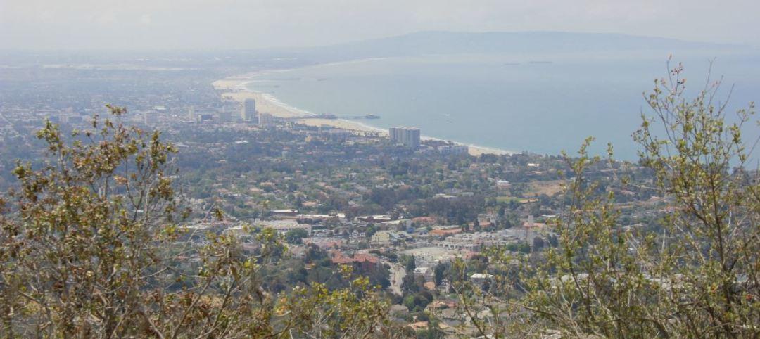 Temescal view