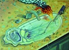 Gelatinous Gestation