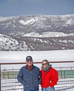 Pat & Sharon, Battle Mountain