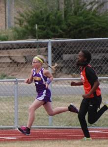 Siobhan on the run