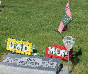 Remembering Don and May Emma Ogg