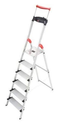 hailo 6 step ladder