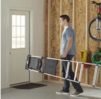 cosco lightweight ladder