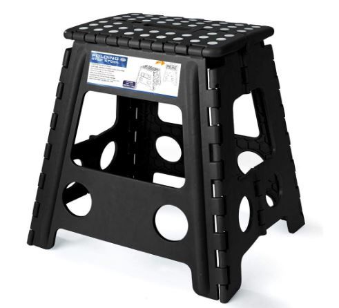 Acko 16 Inches Super Strong Folding Step Stool