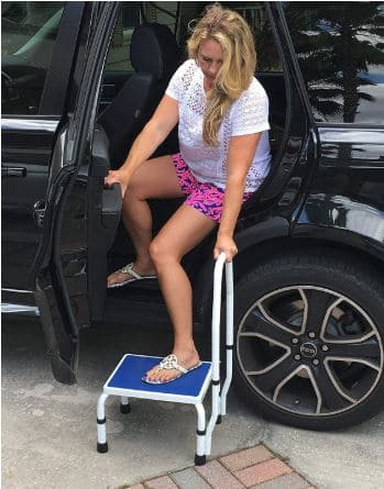 Perfect as car stools