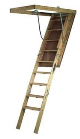 Louisville Ladder S305P Attic Ladder