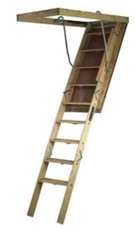Louisville Ladder S305P Attic Ladder