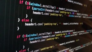 technology, computer, black
