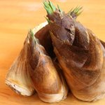 Seasonal stuff! Fresh! How to boil fresh bamboo shoots and bamboo shoots horsetail table recipes